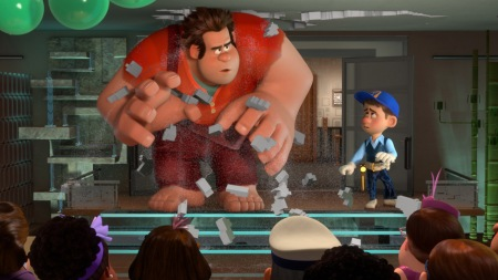 Tall order: Wreck-It Ralph