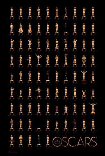 85 Years of Oscars by ollymoss.com (click to enlarge)