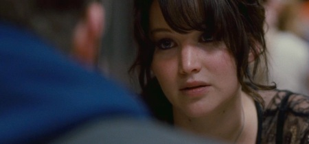 Jennifer Lawrence in Silver Linings Playbook