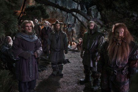 """It's the beards"": The dwarves of The Hobbit: An Unexpected Journey"