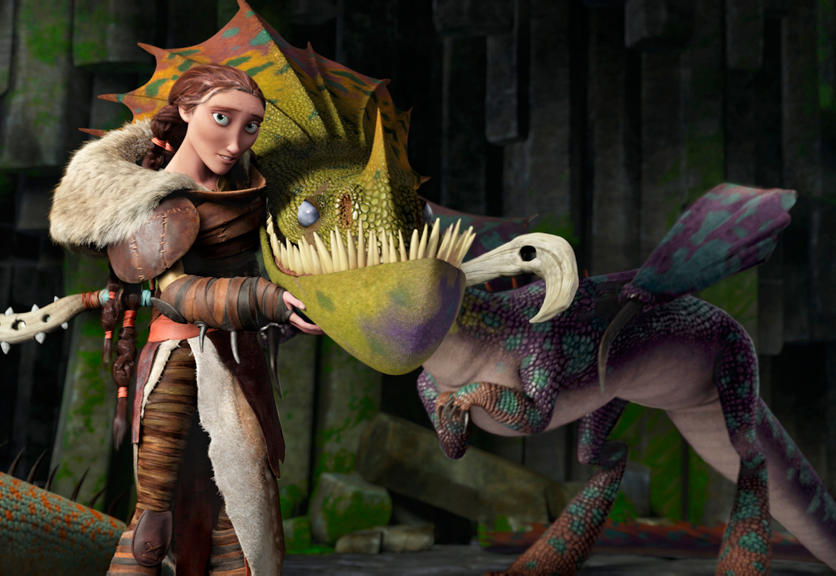 How to Train Your Dragon 2 | The Diary of a Film Cricket - photo#49