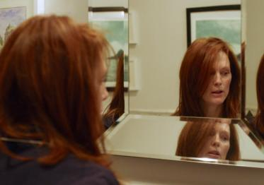 Forget-Me-Not: The internet assures me this is a picture of Julianne Moore in Still Alice
