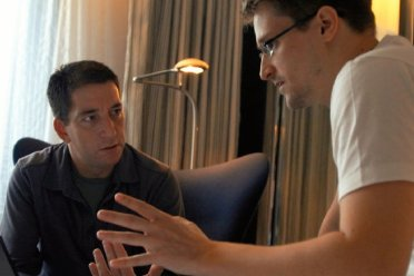 Metadata is betta'data: Edward Snowden breaks down some complex coding for Glenn Greenwald
