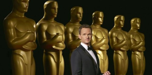 I like to imagine an alternate universe where giant gold men award each other Neil Patrick Harrises for their contributions to the cinematic arts