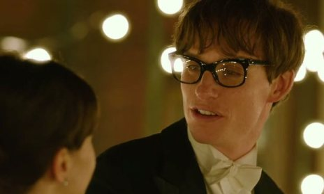 A Short History of Hawking: Eddie Redmayne in The Theory of Everything